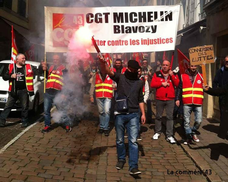 270617 Michelin suppressions emplois